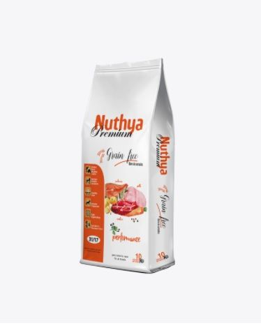 NUTHYA PERFORMANCE Adult Grain Free